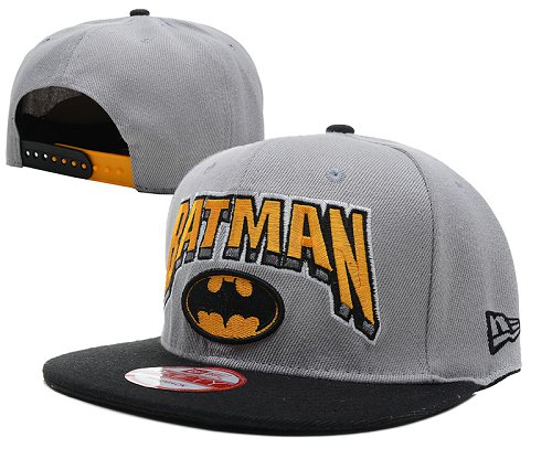 Batman snapback hat SD5